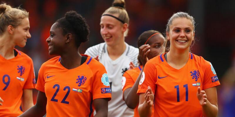 Kadın futbolunda en iyiler belli oldu