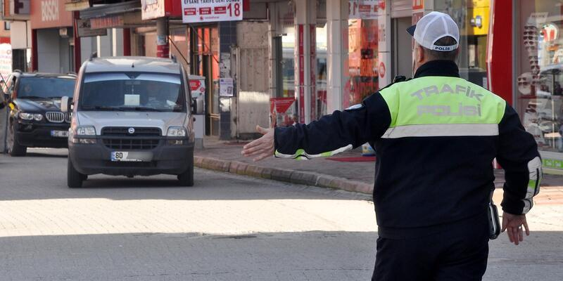 Osmaniye'de 407 araca 67 bin 318 lira ceza