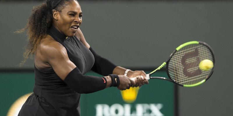 Serena Williams 14 ay sonra galibiyetle döndü