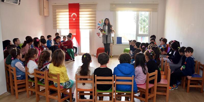 Süleymanpaşa Belediyesi'nde çocuklara istismardan korunma eğitimi
