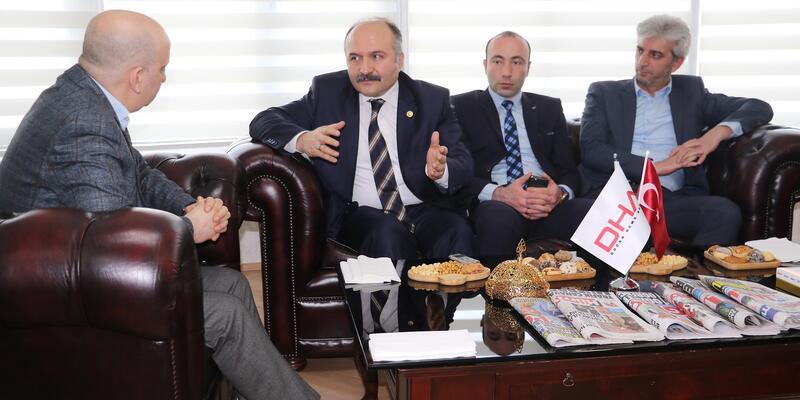 MHP'li Usta: Türkiye'de şeker üretimi mutlaka olmalı