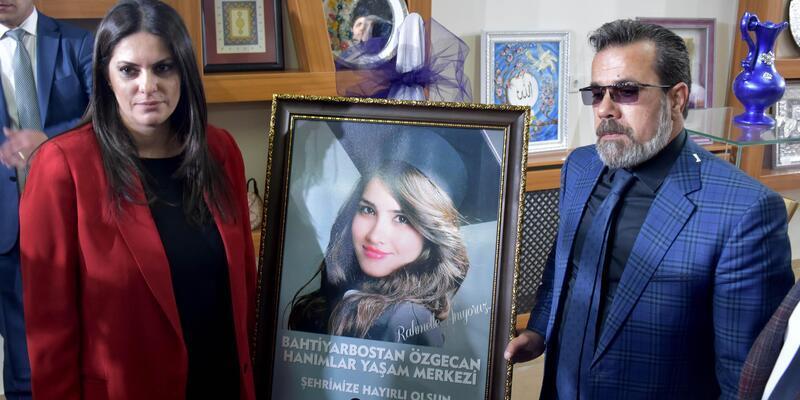 Bakan Sarıeroğlu'ndan, Afrin gazisine ziyaret (2)