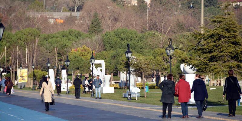 Tekirdağ, heykellerle açık hava müzesine dönüştü