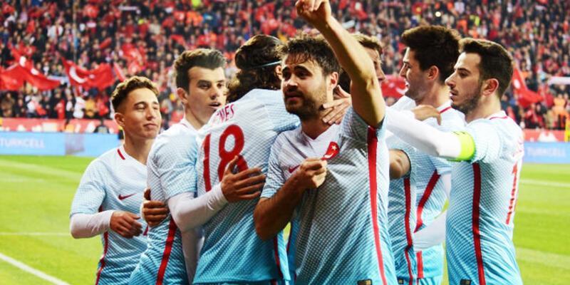 Milli Takım Karadağ ile hazırlık maçı yapacak