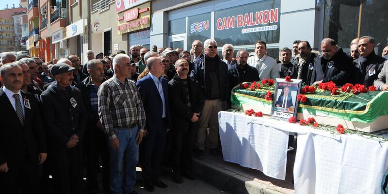 Tunceli TSO Başkanı Cengiz hayatını kaybetti (2)