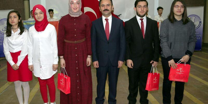 Nevşehir'de İstiklal Marşının kabulü kutlandı
