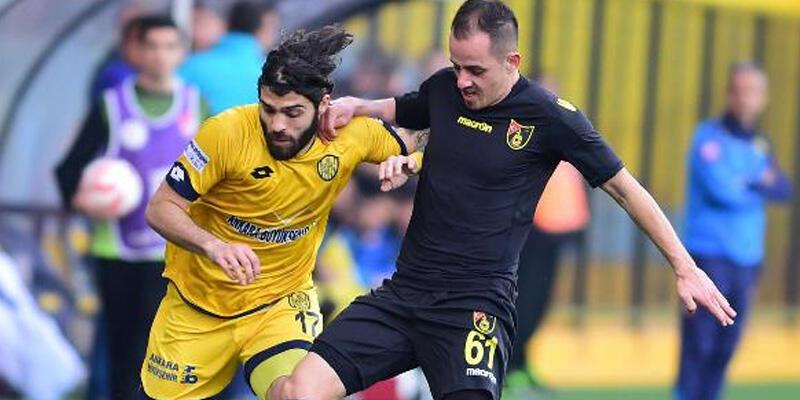 İstanbulspor 1-2 Ankaragücü / Maç Özeti