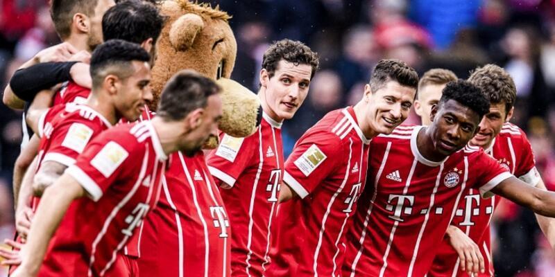 Bayern Münih'ten 400 milyon euro'luk transfer