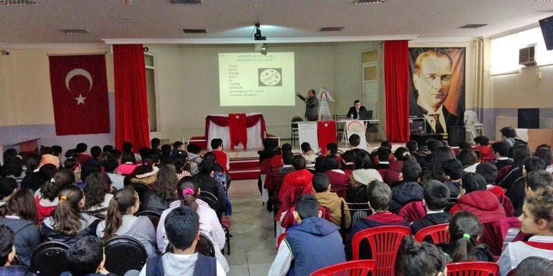 Öğrencilere, 'Gıda Güvenilirliği Eğitimi' verildi