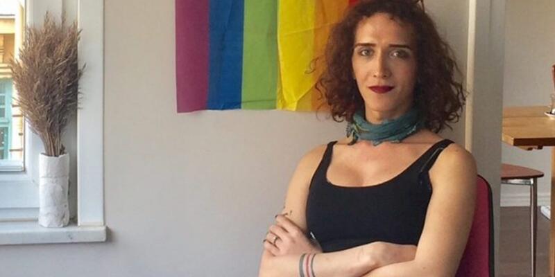 LGBTİ Derneği Yönetim Kurulu Başkanı  Kıvılcım Arat ölümden şans eseri kurtuldu