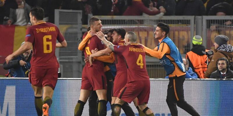Cengiz Ünder'in takımı Roma çeyrek finalde