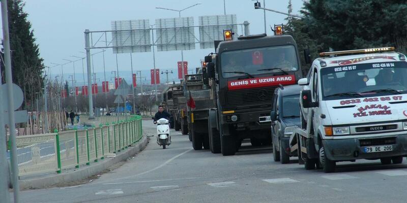 'Zeytin Dalı Harekâtı'nda 54'üncü gün; 3 bin 444 terörist etkisiz hale getirildi (2)
