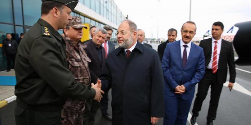 Başbakan Yardımcısı Akdağ, Ordu'da