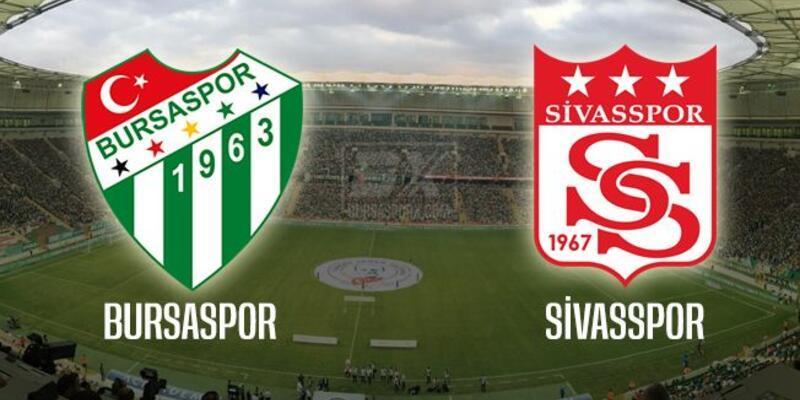 Bursaspor - Sivasspor maçı ön izlemesi