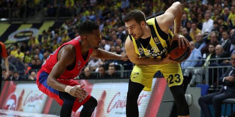 Fenerbahçe Doğuş 79-81 CSKA Moskova