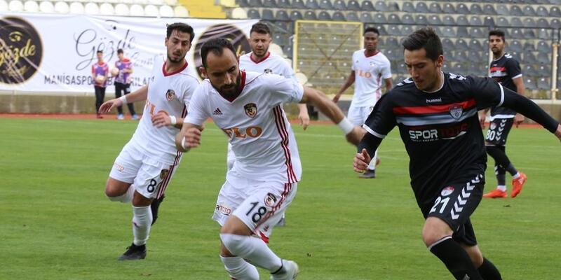 Gazişehir Gaziantep Manisaspor'a 6 gol attı