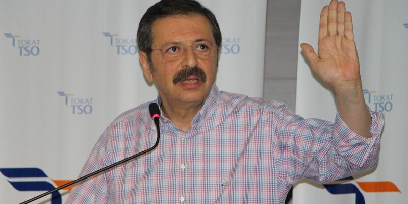 Hisarcıklıoğlu: 2 yıl içinde Türkiye'yi ilk 20'ye sokmayı hedef aldık
