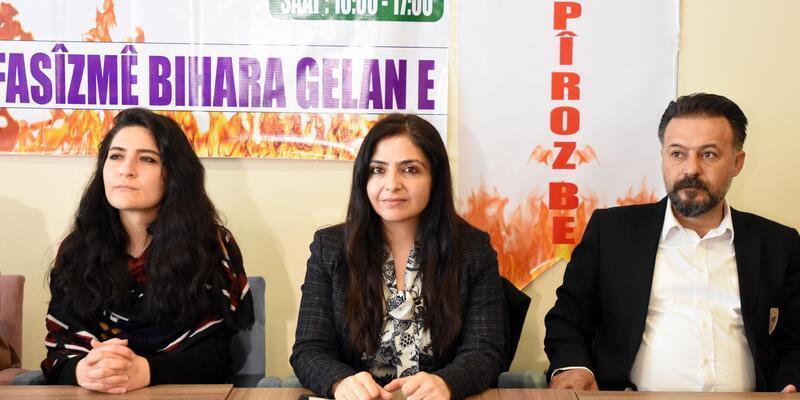 HDP'li Ertan'dan Erdoğan'ın Diyarbakır'daki OHAL açıklamasına tepki
