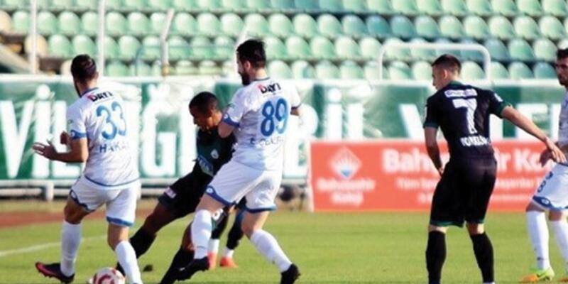 BB Erzurumspor 5-4 Giresunspor / Maç Özeti