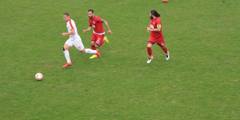Niğde Belediyespor - Pendikspor: 3-0