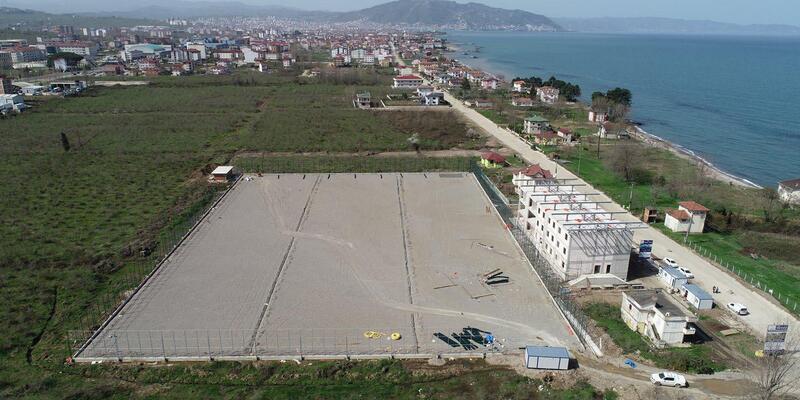 Büyükşehir Belediyesi'nden 87 milyon TL'lik spor yatırımı