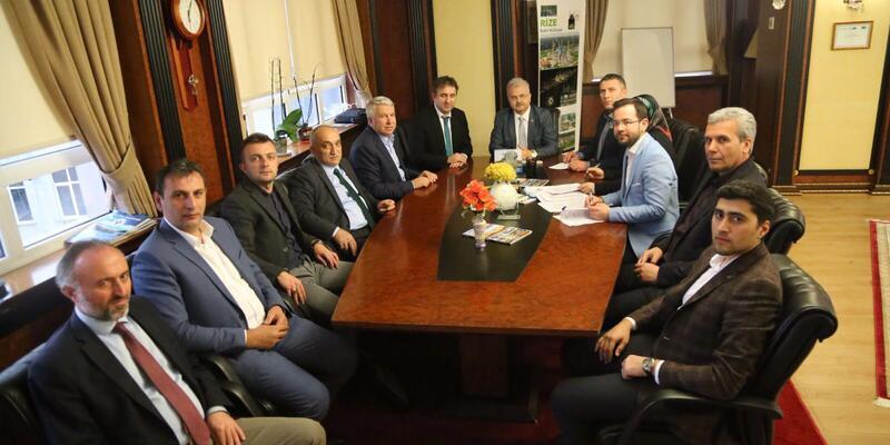 Rize Belediyesinde ikinci toplu iş sözleşmesi imzalandı