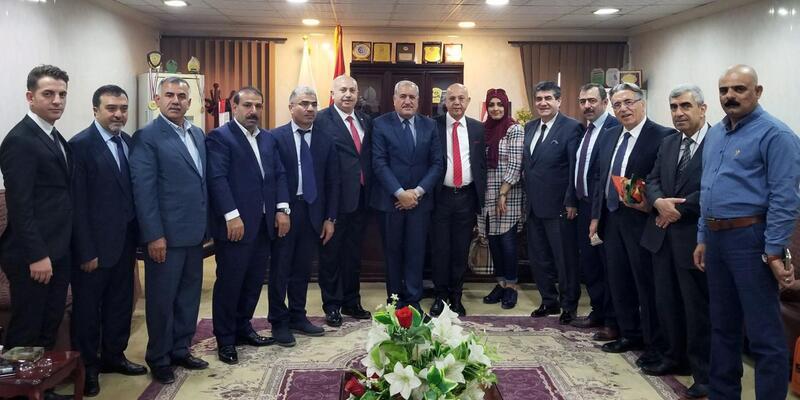 Türk gıdacıların Irak çıkarması