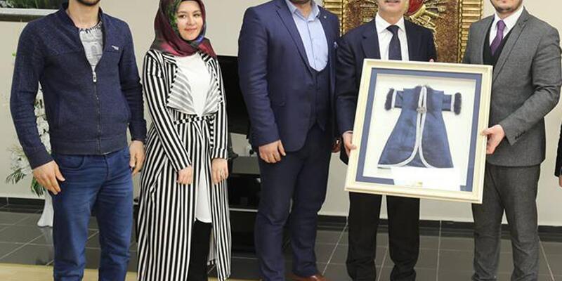 MAGİAD'dan Başkan Şirin'e ziyaret