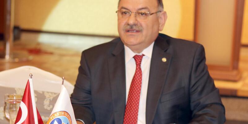 KAYPİDER Başkanı Özkan: Marketlerde plastik poşetlerin paralı olması 2019'da gündeme gelecek