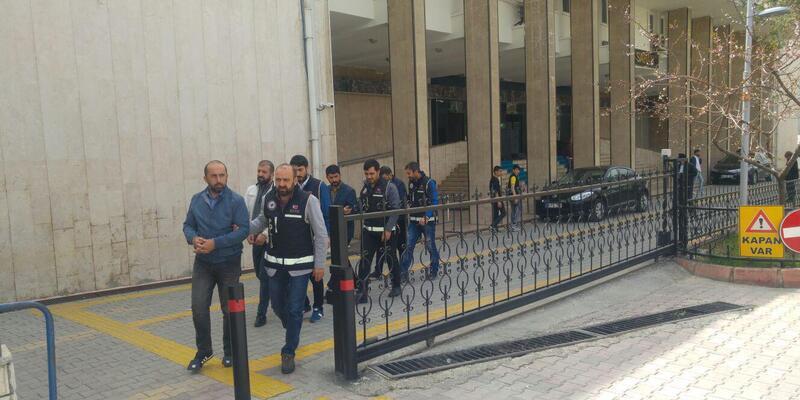 Malatya'da silah kaçakçılığı operasyonuna 6 tutuklama