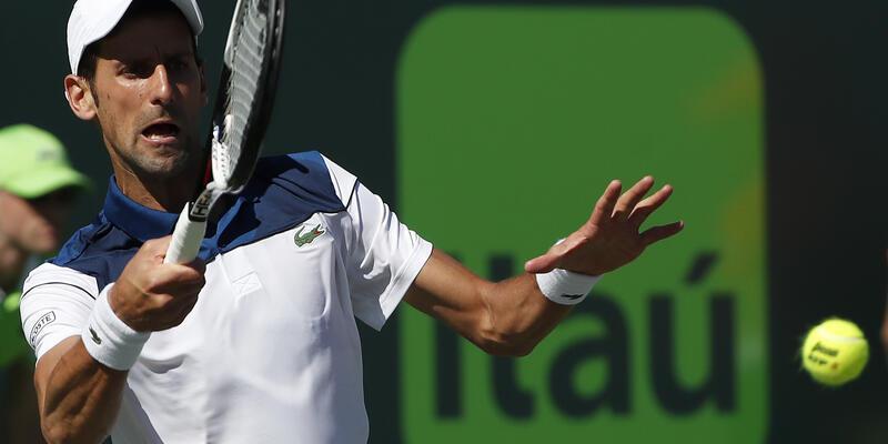 Wozniacki ve Djokovic ikinci turda elendi