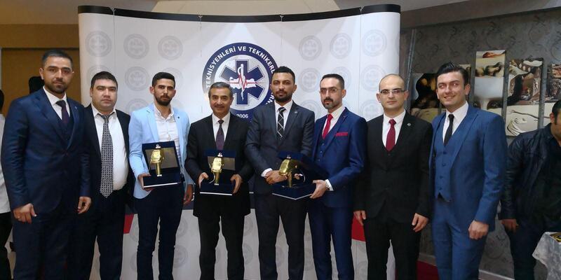 Osmaniye'ye altın ambulans ödülü