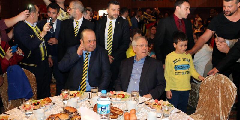Yıldırım, Mehmet Ali Aydınlar ile yapılan sponsorluk sözleşmesini anlattı