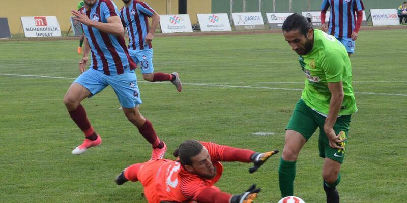 Darıca Gençlerbirliği-1461 Trabzon: 4-0