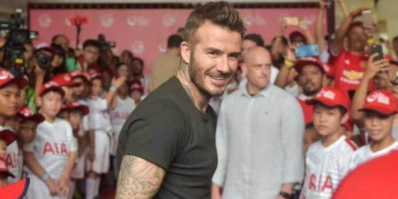 David Beckham Salford City'nin yüzde 10 hissesini satın aldı