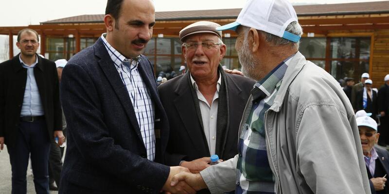 Selçuklu Belediye Başkanı emeklilerle buluştu