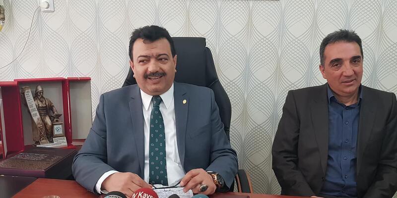 Kayseri Lokantacılar ve Pastacılar Odası Başkanı Aydemir: 'Tek tırnaklı eti'ne rastlanması vahim