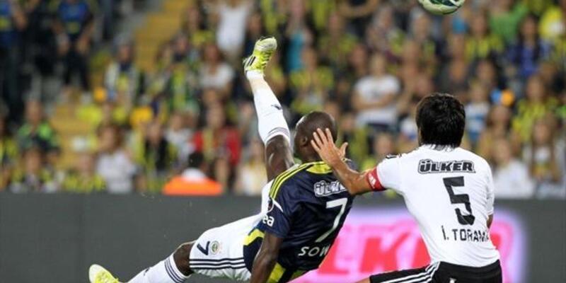 Moussa Sow'un attığı gol mahkemelik oldu