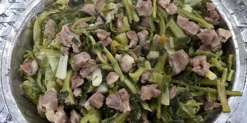 Yeşil Soğanlı Edirne Kapaması tarifi ve malzemeleri