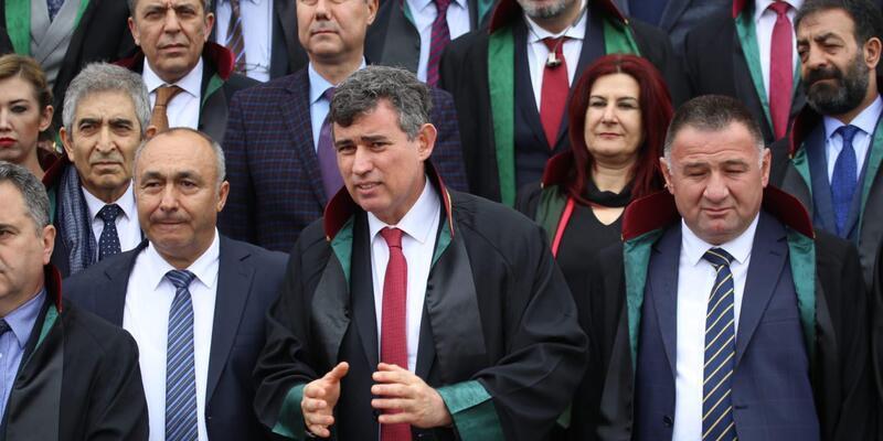 TBB Başkanı Feyzioğlu, otopark krizinde sanık 32 avukatın beraatini istedi
