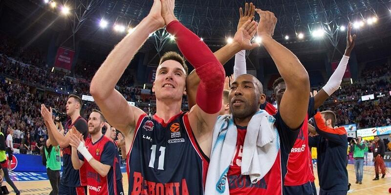 Euroleague'de çeyrek finalistler belli oldu