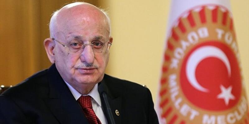 TBMM Başkanı İsmail Kahraman'ı istifaya çağırdılar