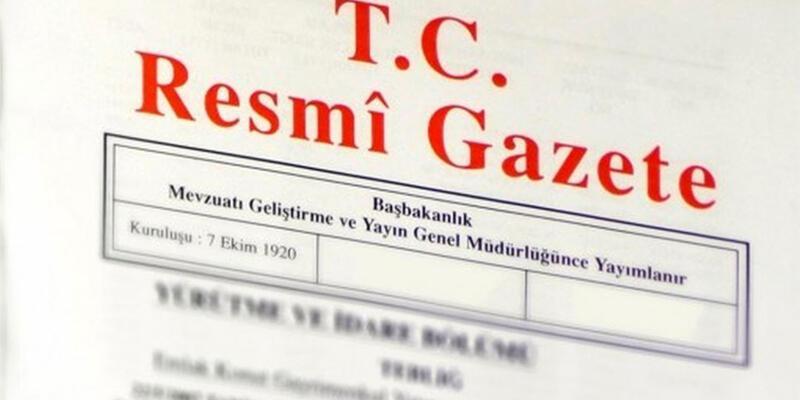 TSK'da 121 general ve amiralin atama kararı Resmi Gazete'de