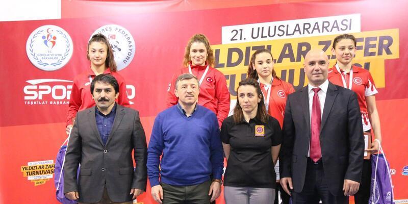 21. Uluslararası Zafer Turnuvası'nda heyecan sürüyor