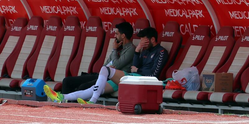 Elazığspor 8-1'lik galibiyet için üzgün