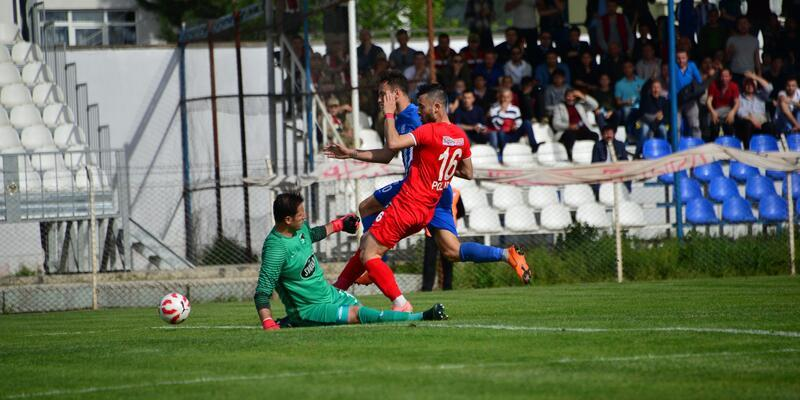 Erbaaspor- Bayrampaşa: 1-2