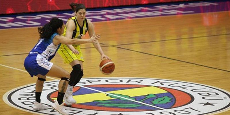 Fenerbahçe: 76- Canik Belediyespor: 51