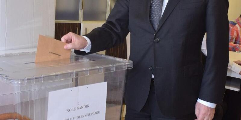 Samsun Ticaret Borsasında Başkan Çakır, yeniden aday