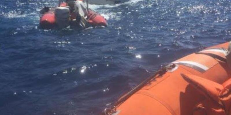 Fethiye'de batan dalış teknesindeki 71'i öğrenci, 79 kişi kurtarıldı (4)