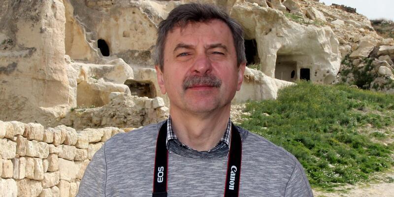 Rus kozmonot Aleksandr Lazutkin, Kapadokya'yı gezdi